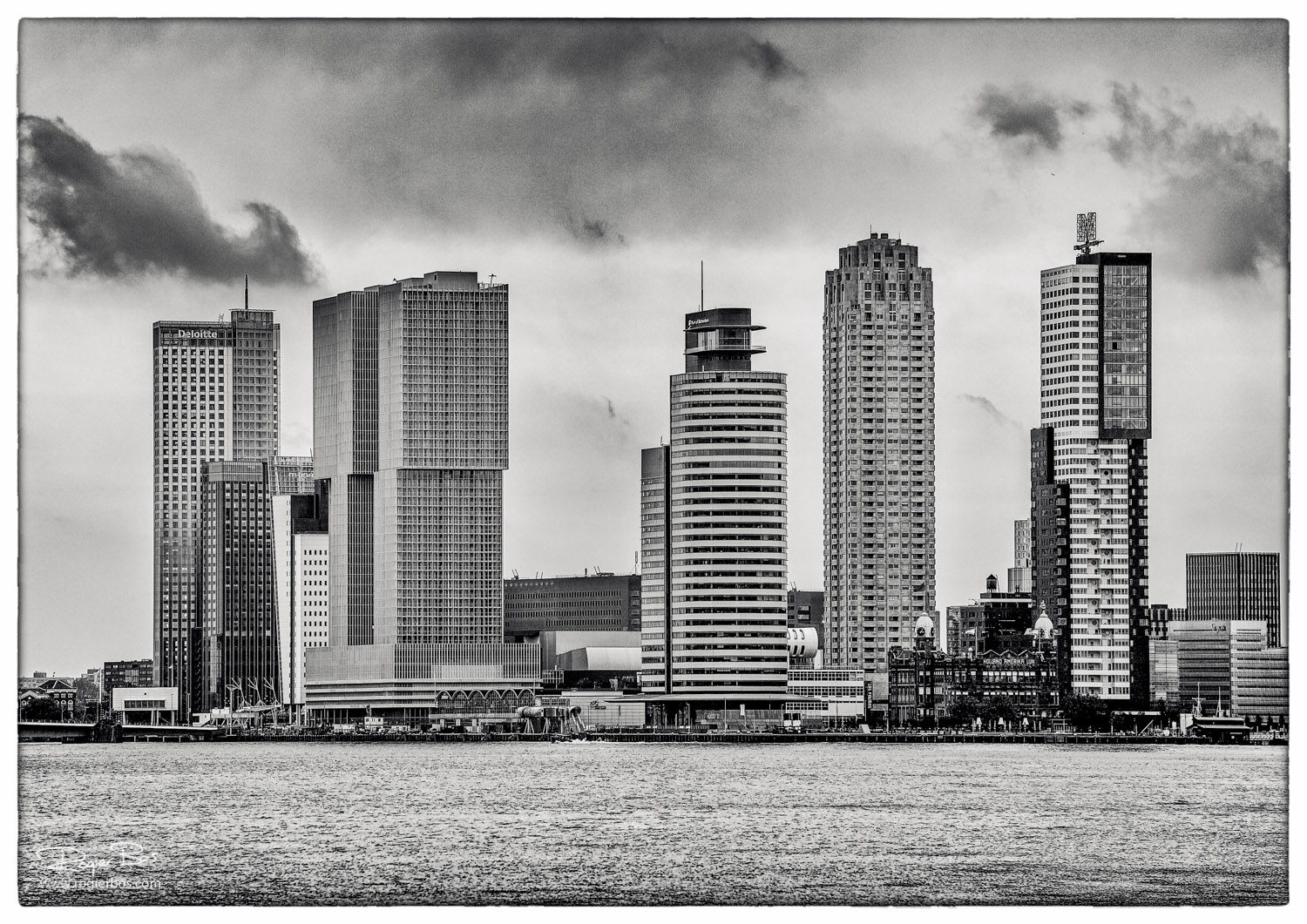 Rotterdam from the water-11