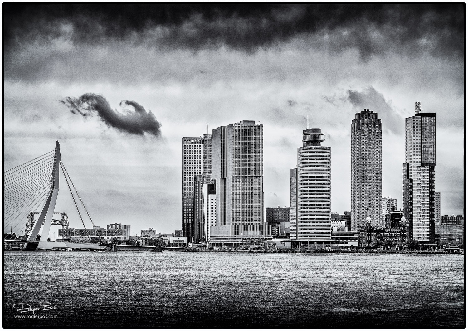 Rotterdam from the water-12
