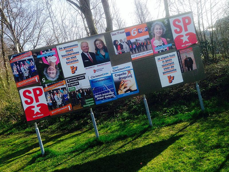 politiekeposters